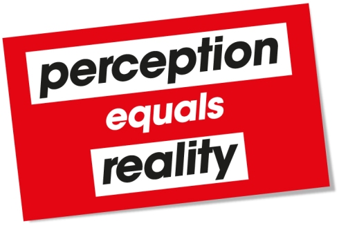 essay perception reality Perception and reality of technology nowadays, technology is popular in our lives and greatly improves as time is passing technology has brought many benefits, but.