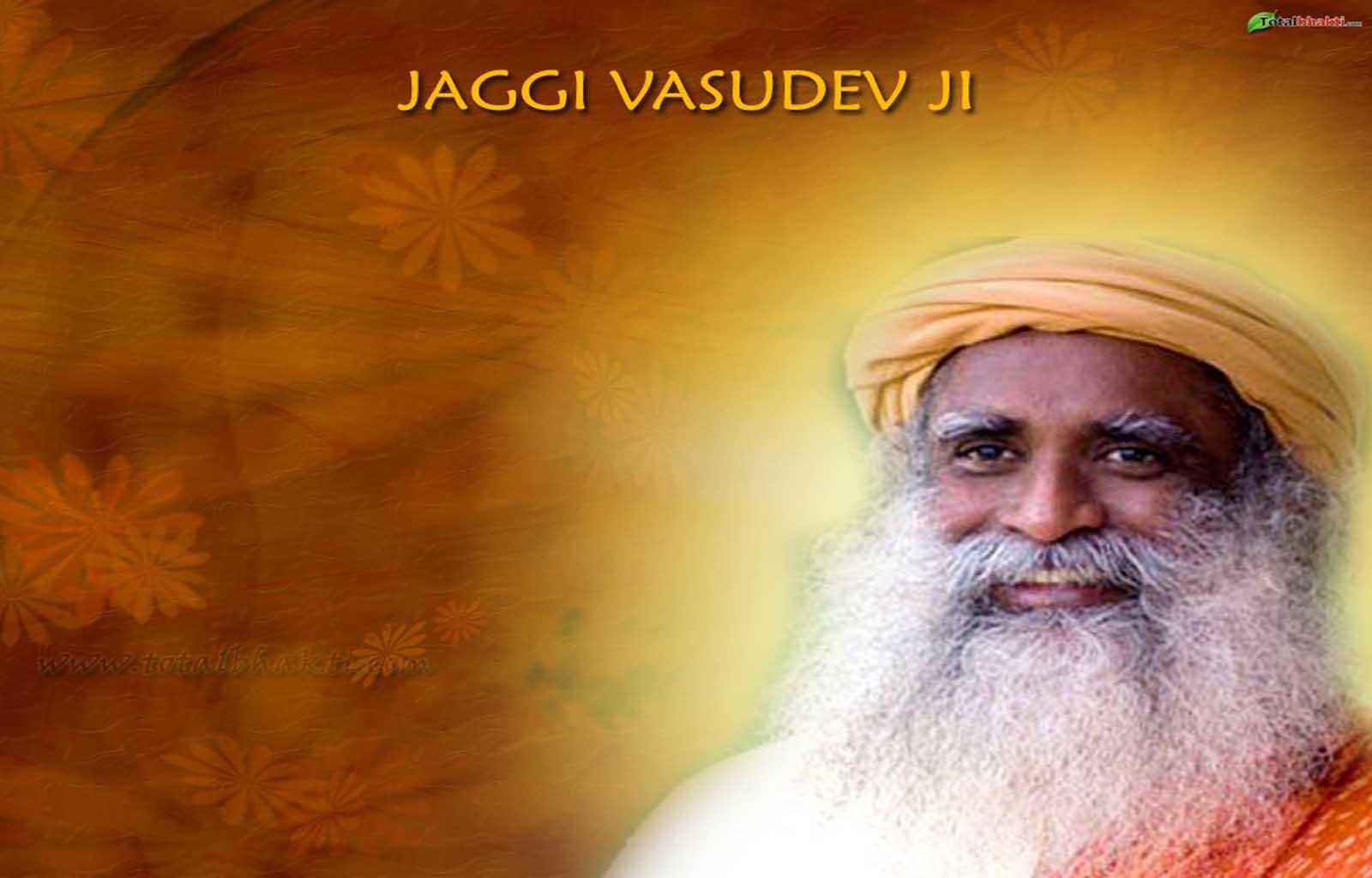 Jaggi Vasudev   A few good things Sadhguru