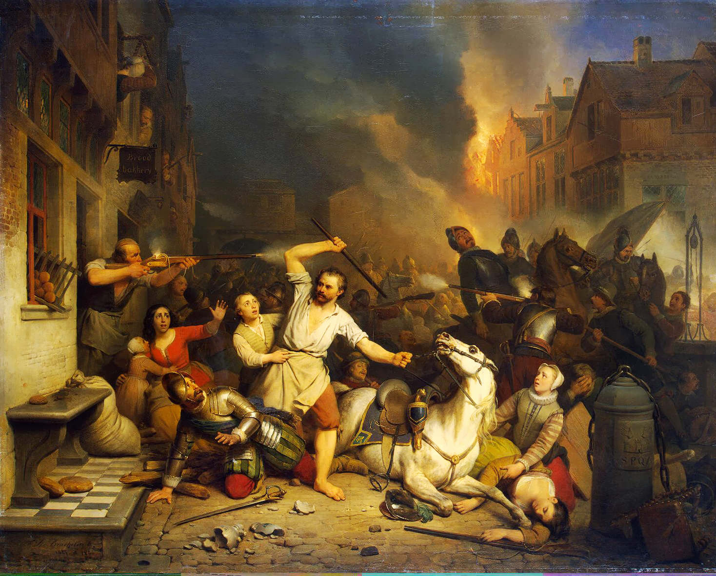 a history of the french revolution a time of great changes in europe According to the flow of history, during the french revolution,  what did european monarchs fear from france a:  the countries of europe went to great lengths.