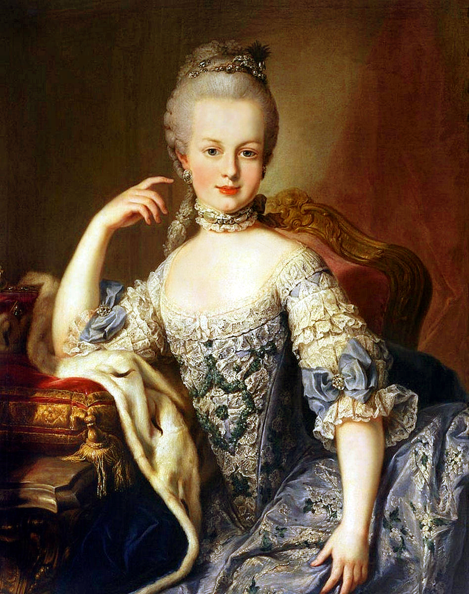 class 9 french revolution cbse a few good things marie antoinette 1767