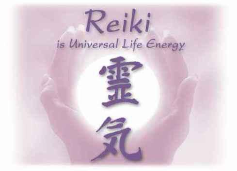Reiki-hands